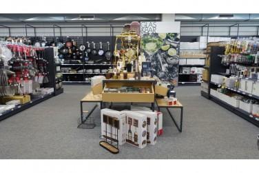 #visualmerchandise #riedhart #markthalle #woergl #shopdesign #finishing #dutch