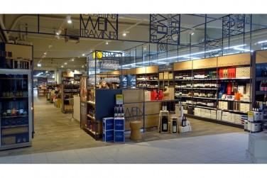 #vinothek #riedhart #markthalle #woergl #shopdesign #finishing #dutch