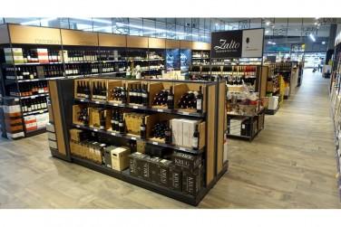 #wein #riedhart #markthalle #woergl #shopdesign #finishing #dutch