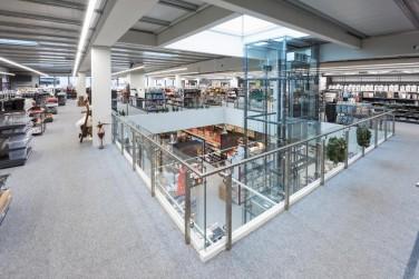 #nonfood #riedhart #markthalle #woergl #shopdesign #finishing #dutch